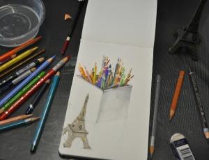 Alissa's sketch